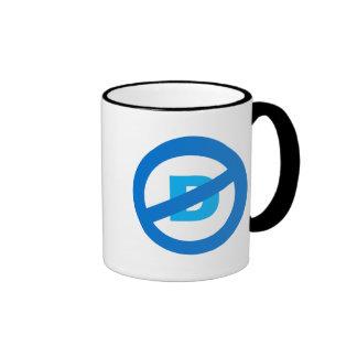No D! Ringer Mug