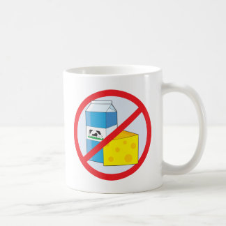 No Dairy Coffee Mug