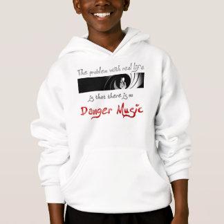 No Danger Music? Hoodie