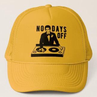 No Days Off - Fresh Threads Trucker Hat