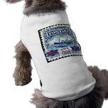 No dé para arriba la nave camisetas de mascota
