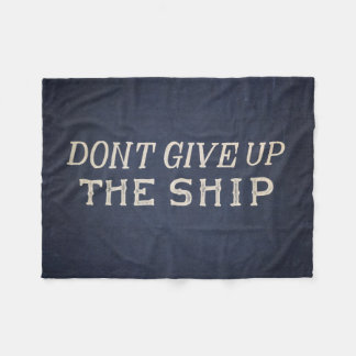No dé para arriba la nave
