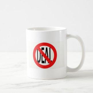 No Deal Classic White Coffee Mug