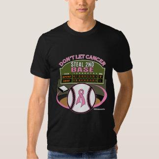 No deje al cáncer de pecho robar el 2do marcador camisas