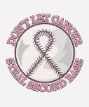 No deje al cáncer de pecho robar la segunda base camiseta