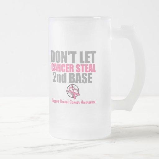 No deje al cáncer robar en segundo lugar la 2da ba tazas