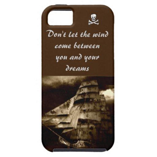 No deje el viento… funda para iPhone SE/5/5s
