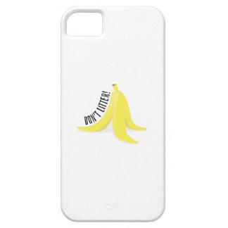 No deje en desorden iPhone 5 fundas