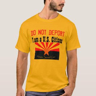 No deporte playera