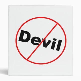 No devil allowed Christian Binder