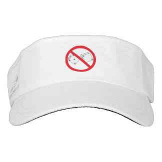 NO DICE! Visor