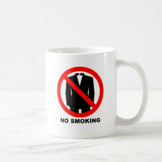 no diner jacket coffee mug