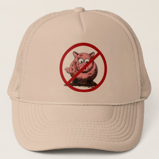 No Dirty Pigs Hat