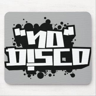 no disco mousepad