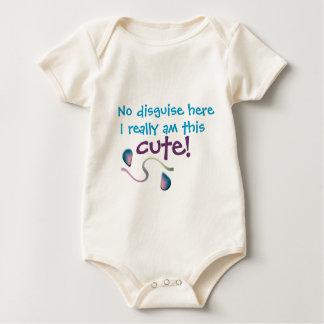 No-Disquise Baby Bodysuit