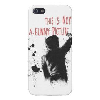 No divertido iPhone 5 carcasa