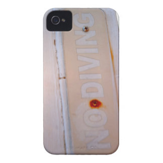 No Diving Case iPhone 4 Cover