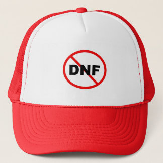 No DNF Trucker Hat