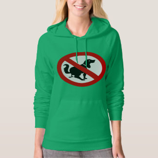 NO Dog Fouling ⚠ Thai Sign ⚠ Hoodie