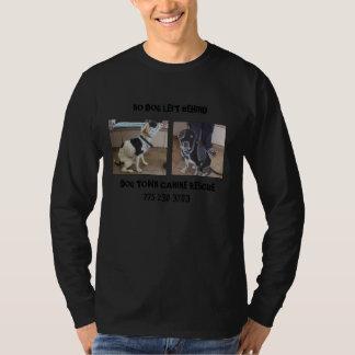 NO DOG LEFT BEHIND V.2 T-Shirt