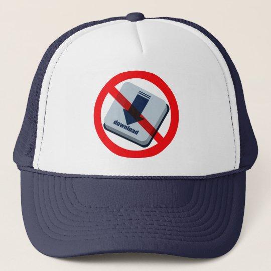 NO_download Trucker Hat