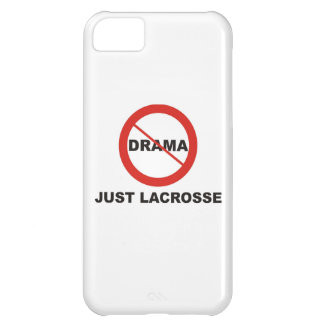 No Drama Just Lacrosse Case For iPhone 5C