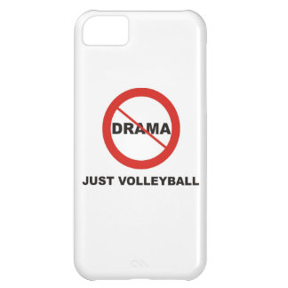 No Drama Just Volleyball iPhone 5C Case