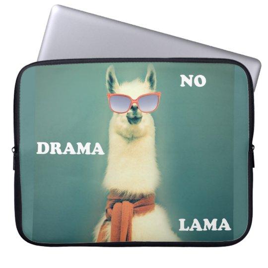 2c0e2462653b No drama lama computer sleeve