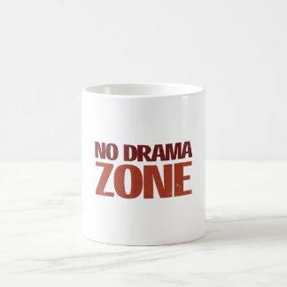 No Drama zone Coffee Mug