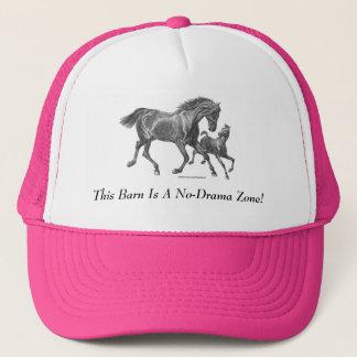 No Drama Zone Trucker Hat