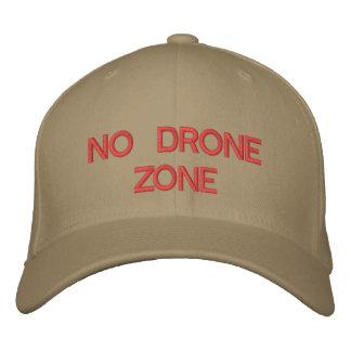NO DRONES! 9th Amendment Embroidered Baseball Hat