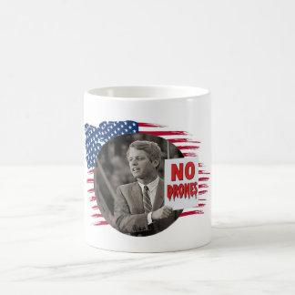 No Drones -- RFK Coffee Mug
