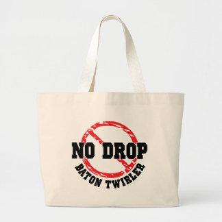 No Drop Baton Twirler Tote Bags