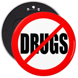 """NO DRUGS"" BUTTON"