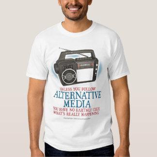 No Earthly Clue Tshirt