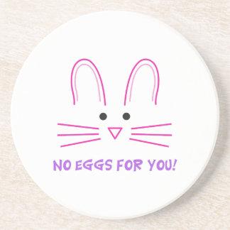 NO EGGS FOR YOU COASTERS