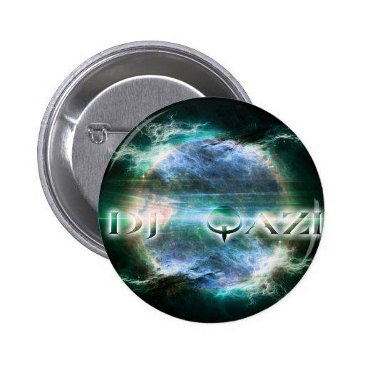 No Ego Records Qazisun Pin