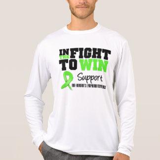 No el linfoma de Hodgkin en la lucha a ganar Playeras