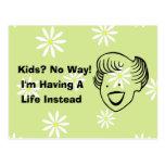 No embroma ninguna manera tarjetas postales