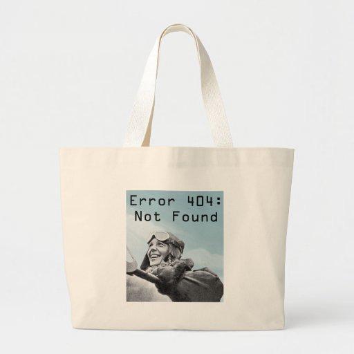 No encontrado bolsa de mano