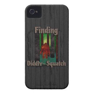 no encontrar Bigfoot iPhone 4 Funda