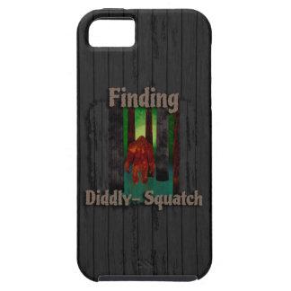 no encontrar Bigfoot iPhone 5 Funda
