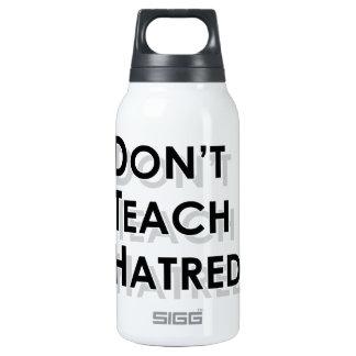 No enseñe al odio