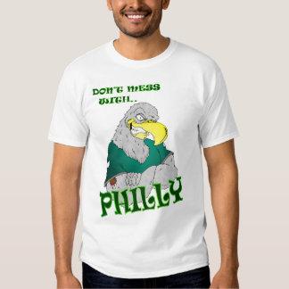 No ensucie con el fútbol de Philly Remeras