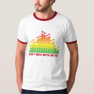 ¡No ensucie con mi EQ! Camisas