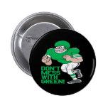 No ensucie con verde pin