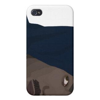 No ensucie conmigo iPhone 4 carcasas