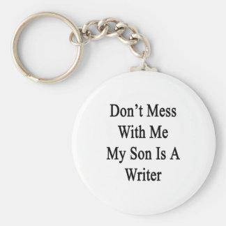 No ensucie conmigo que mi hijo es escritor