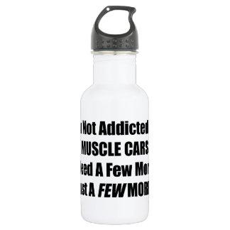 No enviciado a los coches del músculo