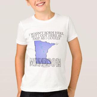 No era aquí nacido… Minnesota Playera